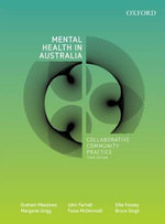 Mental Health in Australia: Collaborative Community Practice : Collaborative Community Practice - Graham Meadows