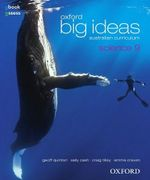 Oxford Big Ideas Science 9 : Student Textbook + Obook/assess - Australian Curriculum - Sally Cash
