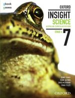 Oxford Insight Science 7 AC for NSW Student Book + Obook/assess - Jenny Zhang