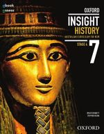 Oxford Insight History 7 for NSW : Student Book + obook/assess - Australian Curriculum - Bruce Dennett