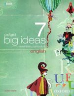 Oxford Big Ideas English 7 : Student Textbook + Obook - Australian Curriculum - Susan Leslie