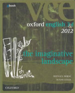 VCE 2012 - the Imaginative Landscape Textbook + Obook - Susan Leslie
