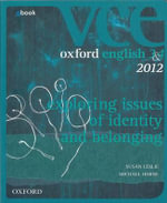 VCE 2012 - Exploring Issues of Identity and Belonging Text + Obook - Susan Leslie