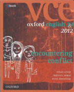 VCE 2012 - Encountering Conflict Textbook + Obook - Susan Leslie