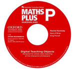 Maths Plus Queensland Australian Curriculum Interactive Teaching CD-ROM Prep : Maths Plus Queensland AC Edition - Rachel Kennedy