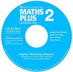 Maths Plus Queensland Australian Curriculum Interactive Teaching CD-ROM Year 2 : Maths Plus - Annie Facchinetti