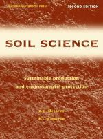 Soil Science : Sustainable Production and Environmental Protection - Ron McLaren