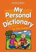 My Personal Dictionary for New Zealand : Maths & Language Handbooks - Sawczak