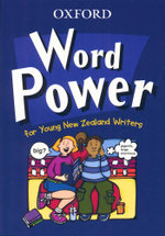Word Power for Young New Zealand Writers : Oxford Language Handbooks - Vivien