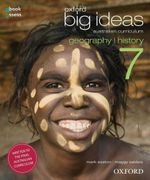 Oxford Big Ideas Geography/History 7  : Student Book + obook/assess - Australian Curriculum - Mark Easton