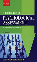 Introduction to Psychological Assessment in a South African Context