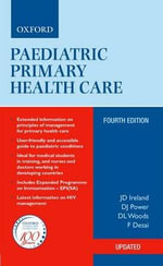 Paediatric Primary Health Care - D. Woods