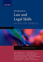 Introduction to Law and Legal Skills : Vol 1 - Tracy Humby