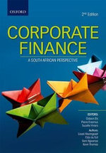 Corporate Finance : A South African Perspective - Elda du Toit