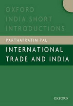 International Trade and India - Parthapratim Pal