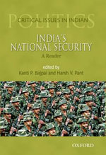 India's National Security : A Reader