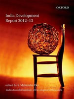 India Development Report 2012-13 - S. Mahendra Dev