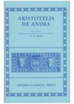 De Anima : Oxford Classical Texts - Aristotle