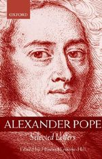 Alexander Pope : Selected Letters - Alexander Pope