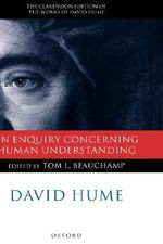 An Enquiry Concerning Human Understanding : A Critical Edition - David Hume