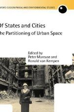 Of States and Cities : The Partitioning of Urban Space