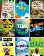 Oxford Reading Tree Treetops Infact : Level 12-14: Pack of 9 - Zoe Clarke