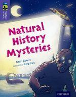 Oxford Reading Tree Treetops Infact : Level 11: Natural History Mysteries - Anita Ganeri