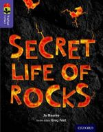 Oxford Reading Tree Treetops Infact : Level 11: Secret Life of Rocks - Jo Bourne