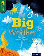 Oxford Reading Tree Treetops Infact : Level 12: Big Weather - Zoe Clarke
