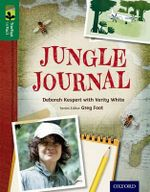 Oxford Reading Tree Treetops Infact : Level 12: Jungle Journal - Deborah Kespert