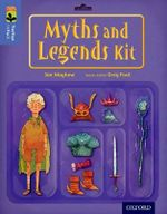 Oxford Reading Tree Treetops Infact : Level 17: Myths and Legends Kit - Jon Mayhew