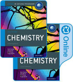 IB Chemistry Print and Online Course Book Pack 2014 Edition : Oxford IB Diploma Programme - Brian Murphy