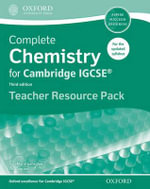 Complete Science for Cambridge IGCSE : Complete Chemistry for Cambridge IGCSE Teacher Resource Pack - RoseMarie Gallagher