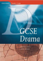 GCSE Drama : Book and CD- ROM - John Rainer