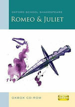 Romeo and Juliet Oxbox CD-ROM : Oxford School Shakespeare - Jenny Roberts