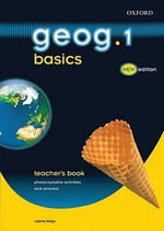 Geog.123 : Geog.1 Basics: Teacher's Book - Anna King