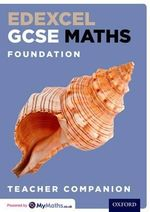 Edexcel GCSE Maths Foundation Teacher Companion - Gwen Wood