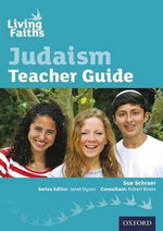 Living Faiths Judaism Teacher Guide - Sue Schraer