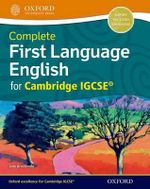 First Language English for Cambridge IGCSE - Jane Arredondo