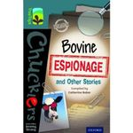 Oxford Reading Tree TreeTops Chucklers : Level 19: Bovine Espionage and Other Stories - Catherine Baker