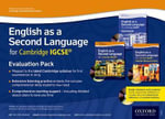 English as a Second Language for Cambridge IGCSE : Evaluation Pack - Dean Roberts