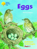 Oxford Reading Tree : Stages 8-11: Jackdaws: Eggs (Pack 1) - Adam Coleman