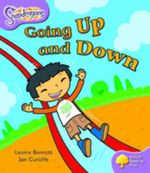 Oxford Reading Tree : Level 1+: Snapdragons: Going Up and Down - Leonie Bennett