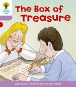 Oxford Reading Tree Level 1+ : More First Sentences B: the Box of Treasure - Roderick Hunt