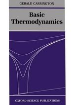 Basic Thermodynamics - Gerald Carrington