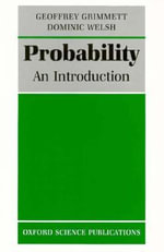 Probability : An Introduction - Geoffrey Grimmett