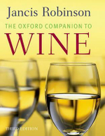 The Oxford Companion to Wine : Oxford Companions