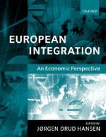 European Integration : An Economic Perspective