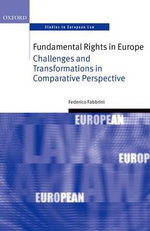 Fundamental Rights in Europe - Federico Fabbrini