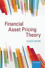 Financial Asset Pricing Theory - Claus Munk